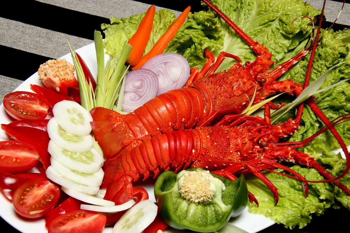 Yala-lobster